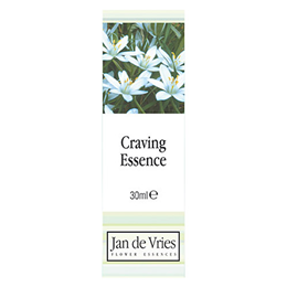Jan de Vries Craving Essence -  Flower Tincture - 30ml