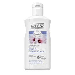 lavera Faces Gentle Cleansing Milk - For Dry & Senstive Skin - 125ml