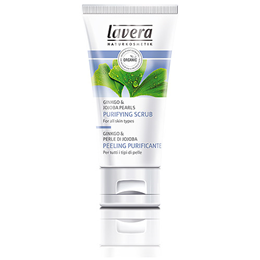 lavera Faces Purifying Scrub - For All Skin Types - 50ml
