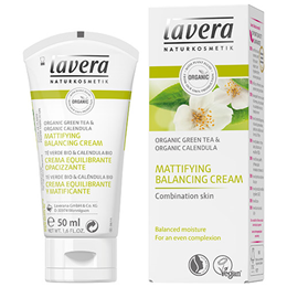 lavera Faces Mattifying Balancing Cream - Combination Skin - 50ml