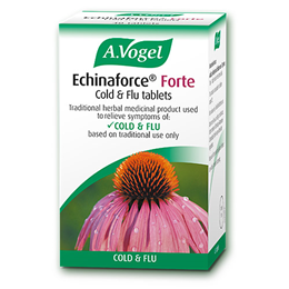 A Vogel Echinacea Forte for Cold & Flu - 40 Tablets