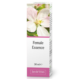 Jan de Vries Female Essence - Flower Tincture - 30ml