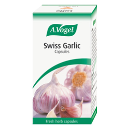 A Vogel Swiss Garlic - 150 Capsules