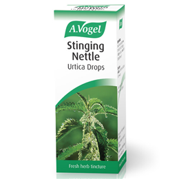 A Vogel Stinging Nettle - Urtica Drops - Fresh Herb Tincture - 50ml