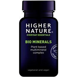 Higher Nature Bio Minerals - Herbal Multi-Mineral - 90 Tablets