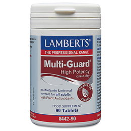 LAMBERTS Multi-Guard High Potency one-a-day formula - 90 Tablets
