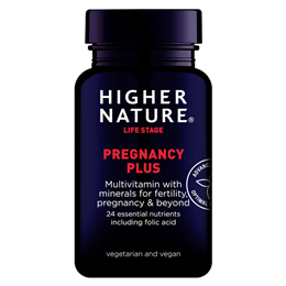 Higher Nature Mum-2-Be - Pregnancy Supplement - 30 tablets