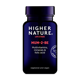 Higher Nature Mum-2-Be - Pregnancy Supplement - 90 Tablets