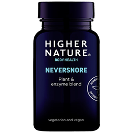 Higher Nature Neversnore - 30 Vegicaps
