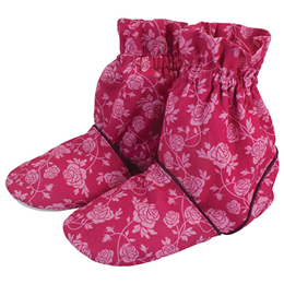 Aroma Home Feet Warmers - Printed Cotton - Rose