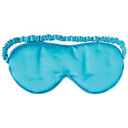 Aroma Home Luxurious Eye Mask - Lavender Seeds - Blue