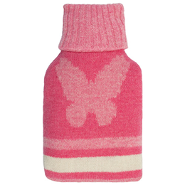 Aroma Home Microwaveable Mini Body Warmer - Pink Butterfly