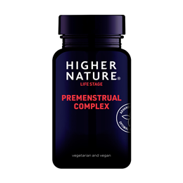 Higher Nature PreMenstrual Complex - 60 Capsules