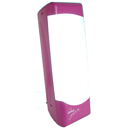 Sad Lightbox Co. LitePod Pink - Compact SAD Light Box