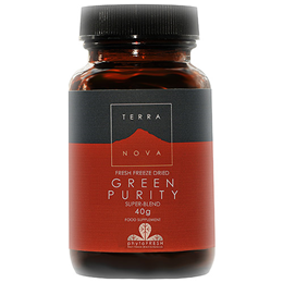 TERRANOVA Green Purity Super-Blend - 40g Powder