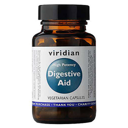 Viridian High Potency Digestive Aid - 150 Vegicaps