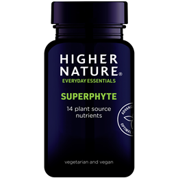 Higher Nature SuperPhyte - Plant-Source Nutrients - 90 Vegicaps