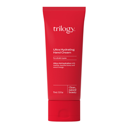 Trilogy Ultra Hydrating Hand Cream - Rosehip & Manuka Honey - 75ml