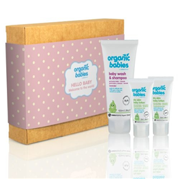 Green People Hello Baby - Girl - Baby Salve, Lotion, Wash & Shampoo