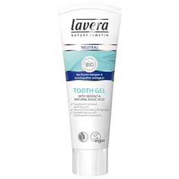lavera Neutral Tooth Gel - With Sea Salt - 75ml