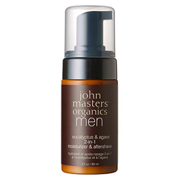 John Masters Organics Men - 2 in 1 Moisturiser & Aftershave - 89ml