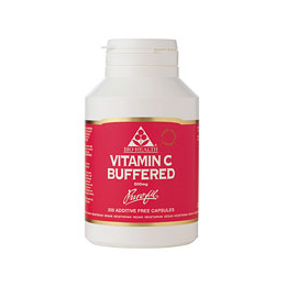 Bio Health Vitamin C - Buffered - 200 x 500mg Vegicaps