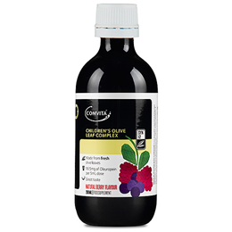 Comvita Children`s Olive Leaf Complex - Natural Berry Flavour - 200ml