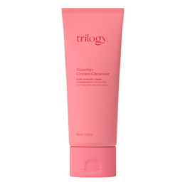 Trilogy Cream Cleanser - With Rosehip And Evening Primrose Oil - 100ml
