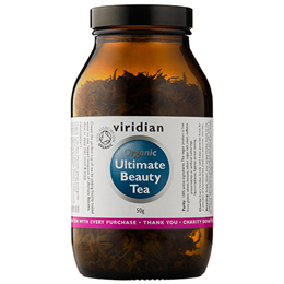 Viridian Organic Ultimate Beauty Tea - 50g