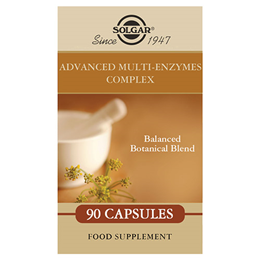 Solgar Advanced Multi-Enzymes Complex - 90 Vegicaps