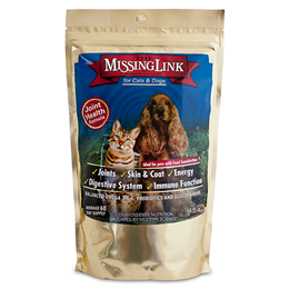 The Missing Link For Cats and Dogs Plus - Joint Health Formula - 454g
