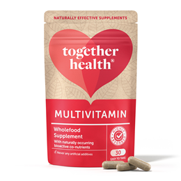 Together Multi Vitamin and Mineral Complex - 30 Capsules