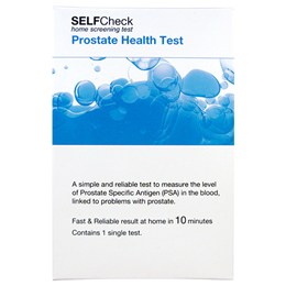 SELFCheck Prostate Health (PSA) Test Kit - 1 Single Test