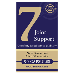 Solgar 7 - Joint Support - 90 Vegicaps