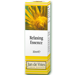 Jan de Vries Relaxing Essence - Flower Remedy - 30ml