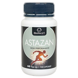 Lifestream Astazan - High Potency Astaxanthin - 60 Vegicaps