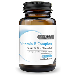 Vega Nutritionals Vitamin B Complex Formula - 60 Vegicaps