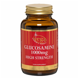 Vega Nutritionals Glucosamine 1000mg High Strength - 120 Tablets
