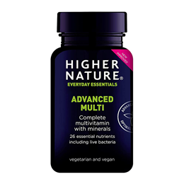 Higher Nature Advanced Nutrition Complex - High Potency - 30 Tablets
