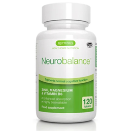 Igennus Neurobalance - Sustained Release - 120 Tablets