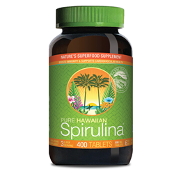Nutrex Pure Hawaiian Spirulina Pacifica - 400 x 500mg Tablets