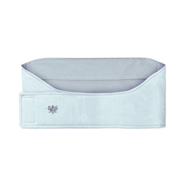 Aroma Home Soothing You Microwaveable Back Warmer - Sky Blue