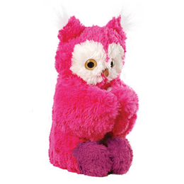 Aroma Home Pillow Friendz - Pink Owl