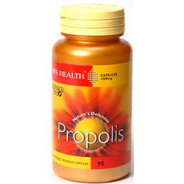 Bee Health Propolis - Immune System - 90 x 1000mg Capsules