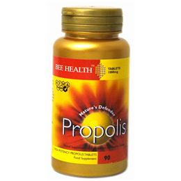 Bee Health Propolis - Immune System - 90 x 1000mg Tablets