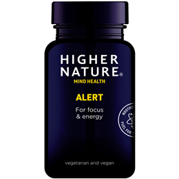 Higher Nature Drive - For Energy & Vitality - 30 Vegicaps