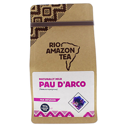 RIO AMAZON Pau D`Arco (Lapacho) Loose Tea - 150g Powder