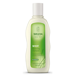 Weleda WHEAT Balancing Shampoo - For Dandruff - 190ml