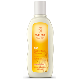 Weleda OAT Replenishing Shampoo - For Dry & Damaged Hair - 190ml