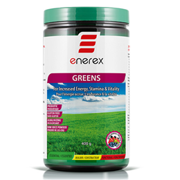 Enerex Greens - Mixed Berries – Raw Superfoods – 400g